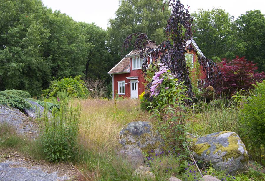 Swedish cottage_